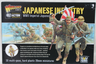 Warlord Games 28mm WGB-JI-02 Imperial Japanese Infantry